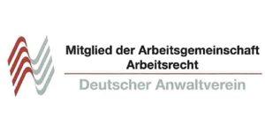Logo der Arbeitsgemeinschaft für Arbeitsrecht